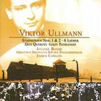 recording of Ullmann's 2nd symphony