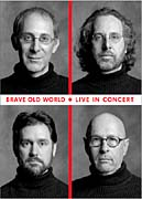 Brave Old World / Live in Concert dvd cover