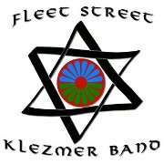 Fleet Street Klezmer Band logo