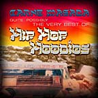 garish CD cover done by someone who has just learned photoshop