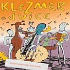Klezmer Juice album cover