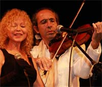 Lenka Lichtenberg and Yair Dalal