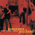 Panorama jazz band album cover