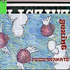 pomegranate / gezint CD cover