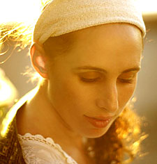 Basya Schechter, from the Pharaoh's Daughter website