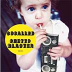 SoCalled / Ghettoblaster CD cover