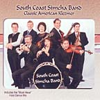 South Coast Klezmer album cover