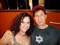Yale Strom and Elizabeth Schwartz