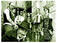 band photo, 2005