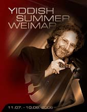 Weimar Yiddish Summer - Yiddish week