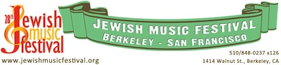 28th Jewish Music Festival - Berkeley - San Francisco