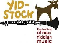 Yidstock Logo 2013