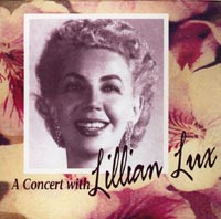 Lillian Lux poster